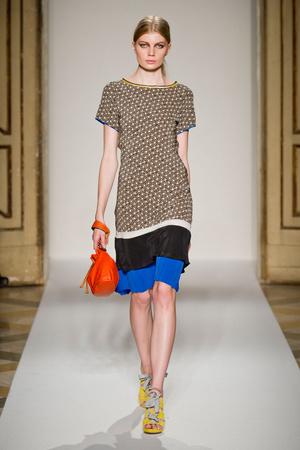 Показы мод Massimo Rebecchi Весна-лето 2012 | Подиум на ELLE - Подиум - фото 1865