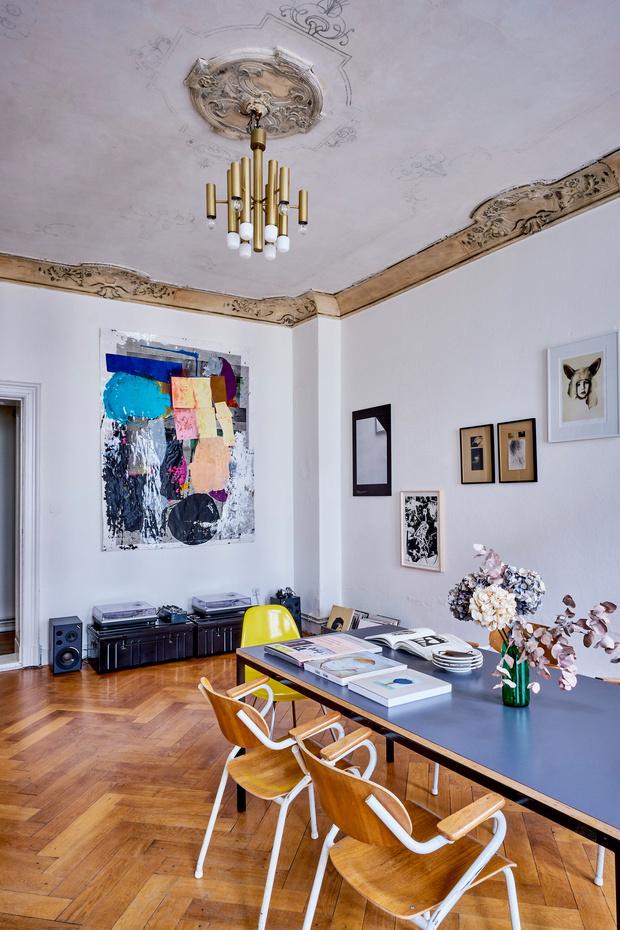 Квартира в старом доме в Берлине (фото 10)