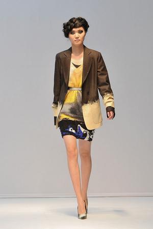 Показ Cathy Pill коллекции сезона Весна-лето 2009 года Haute couture - www.elle.ru - Подиум - фото 86195