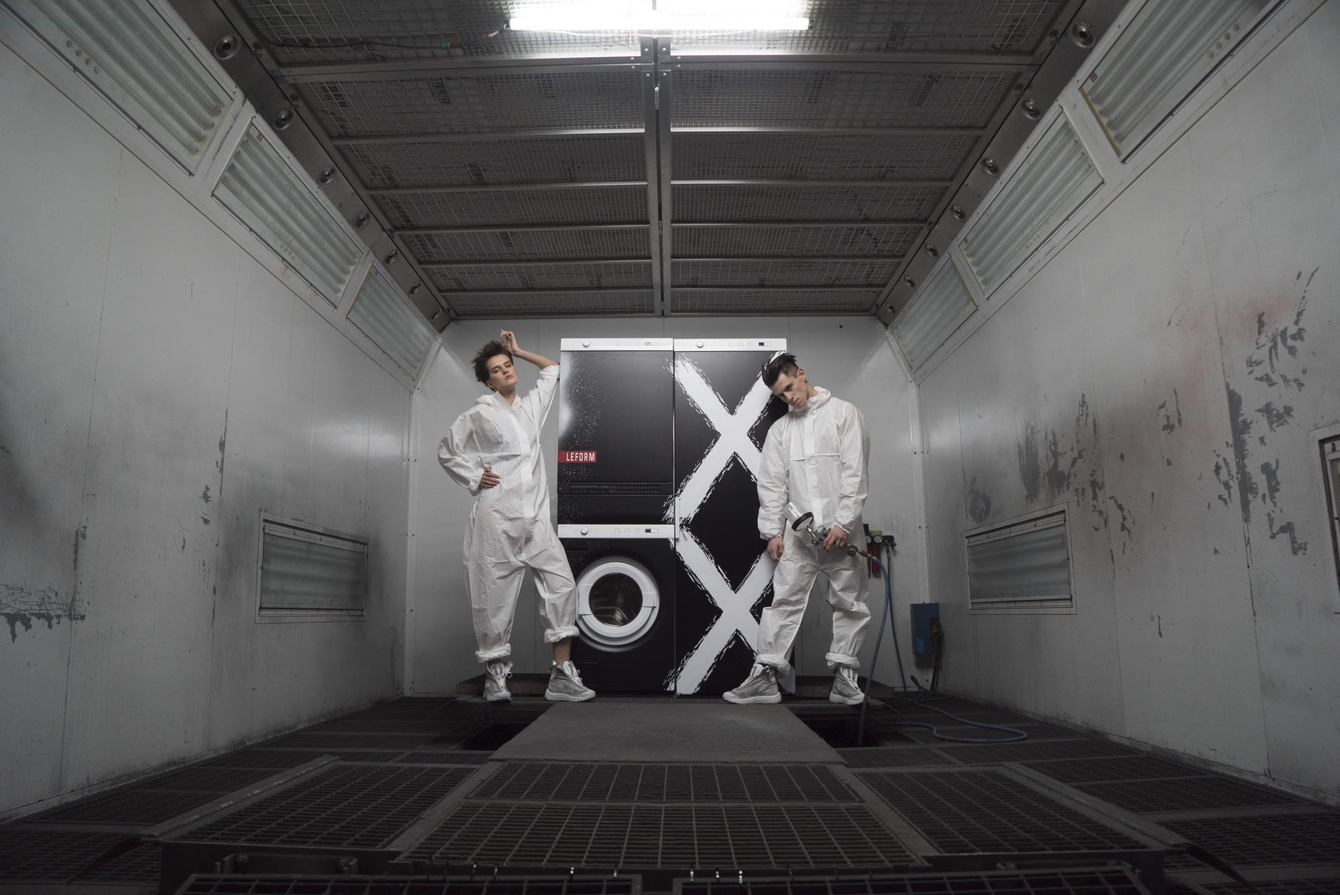 Коллаборация ASKO xx LEFORM (галерея 2, фото 2)