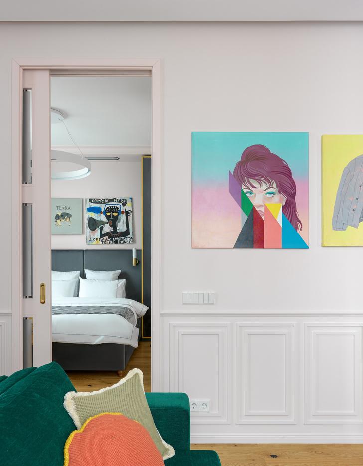 Квартира 53 м²: первое жилье для молодой девушки (фото 9)