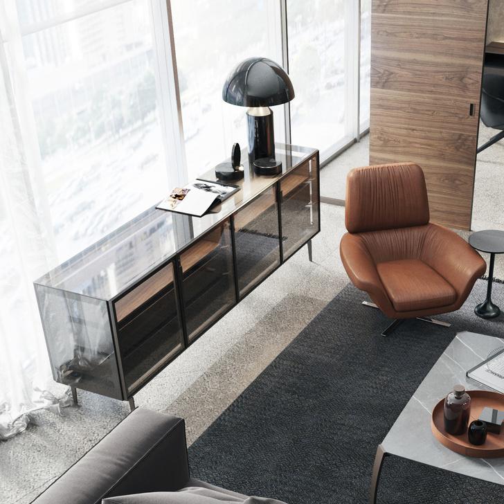 Идеальный баланс: выбираем двери и мебель в едином стиле (фото 7)