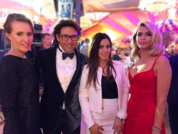 Как прошла свадьба младшего сына миллиардера Самвела Карапетяна? фото [15]