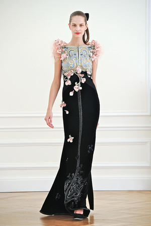 Показ Alexis Mabille коллекции сезона Осень-зима 2010-2011 года haute couture - www.elle.ru - Подиум - фото 167581