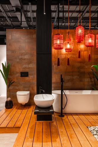 4 дизайн-пространства в шоуруме Globus Ceramica (фото 9.1)