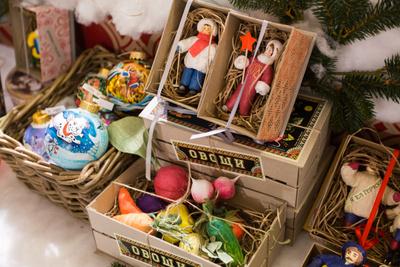 Сказочные декорации новогоднего ГУМа (галерея 4, фото 0)