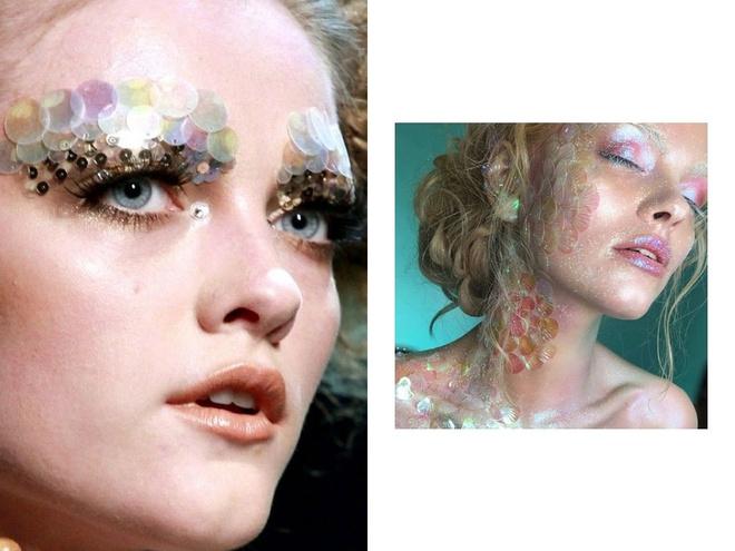20 идей макияжа на Хэллоуин (фото 25)