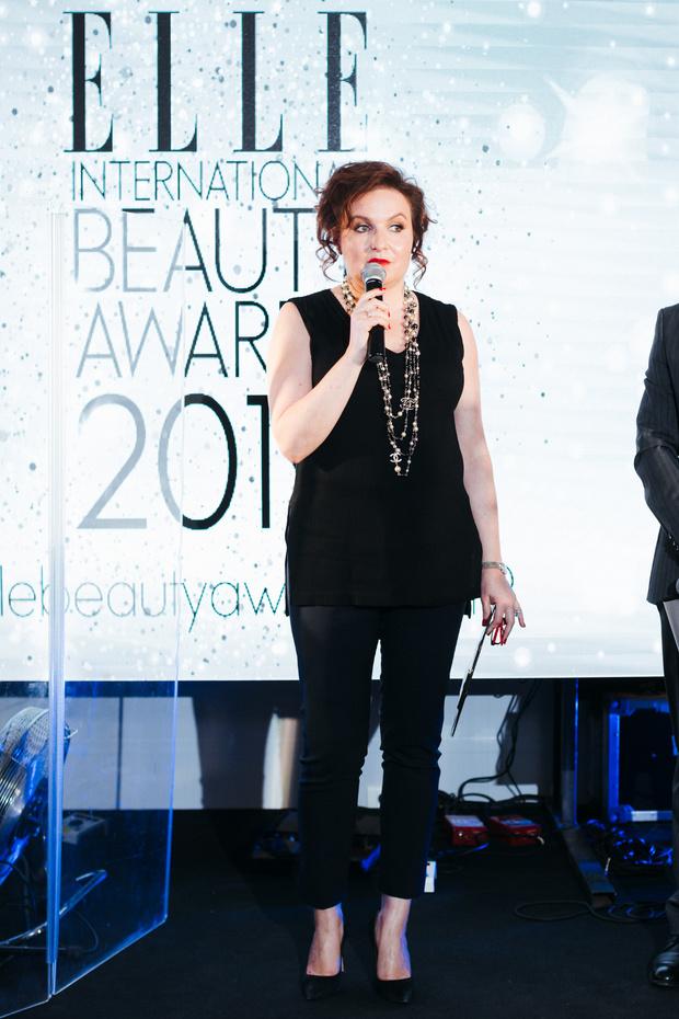 Журнал ELLE вручил престижные награды лучшим из лучших в beauty-индустрии (фото 22)