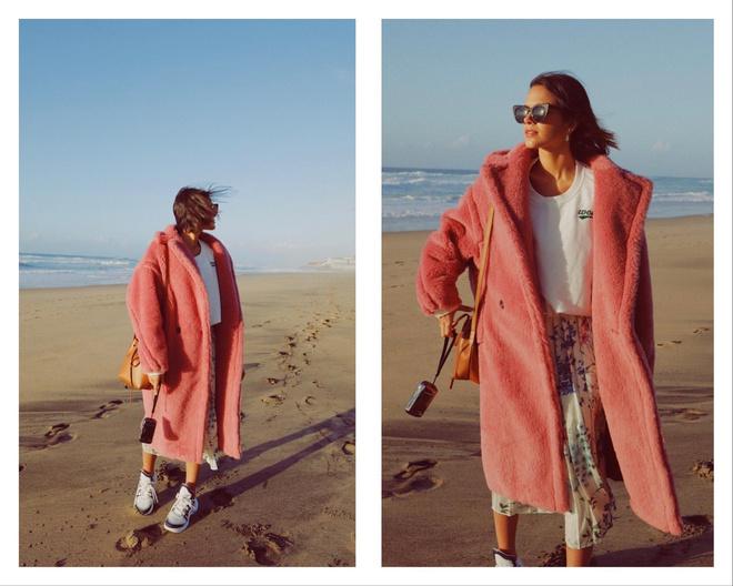 Как носить розовую шубу: беспроигрышный вариант самой модной бразильянки (фото 1)