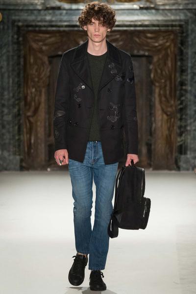 Неделя мужской моды в Париже: лучшие показы | галерея [1] фото [12]