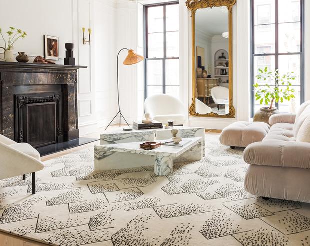 Welcome to LA: новые ковры Келли Уэстлер для The Rug Company (фото 0)