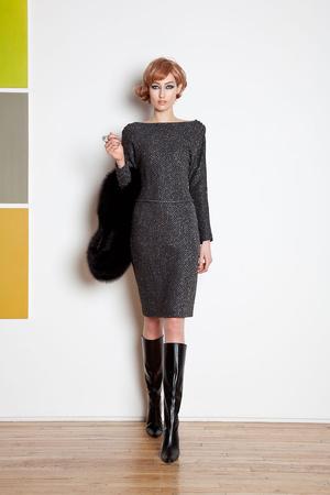 Показ Barbara Tfank коллекции сезона Осень-зима 2012-2013 года prêt-à-porter - www.elle.ru - Подиум - фото 349219