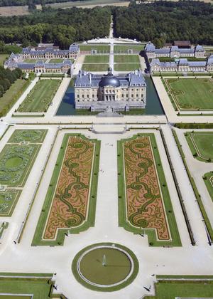 50 лет со дня открытия дворца Во-ле-Виконт (фото 2.2)