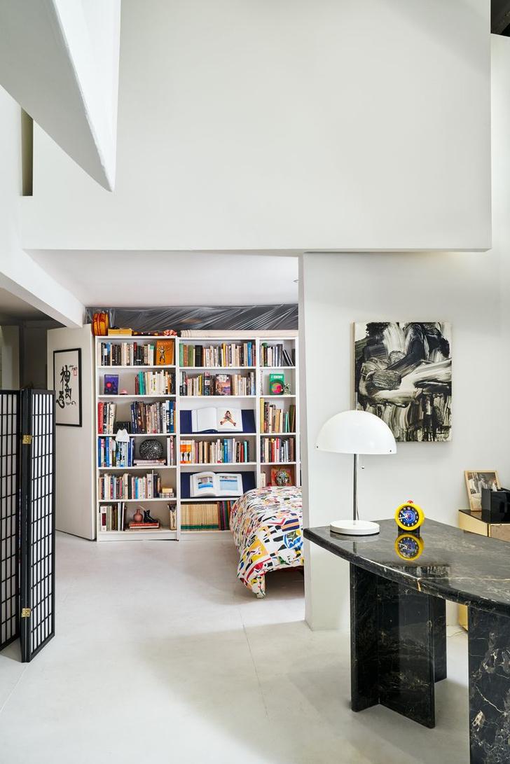 Лофт для творческой пары: квартира основателей Asparagus в Лос-Анджелесе (фото 17)