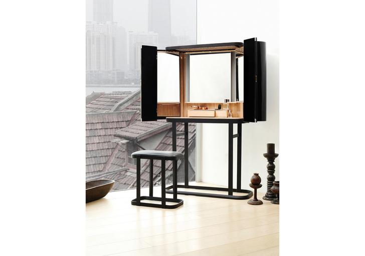 Туалетный столик Narcissist, BD Barcelona, дизайн студии Neri & Hu.