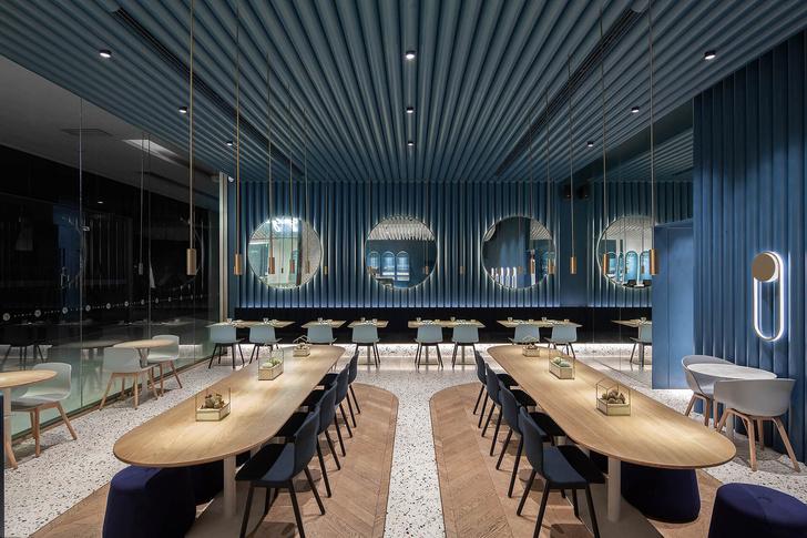 Кафе-ресторан Gaga в Шеньчжене (фото 7)