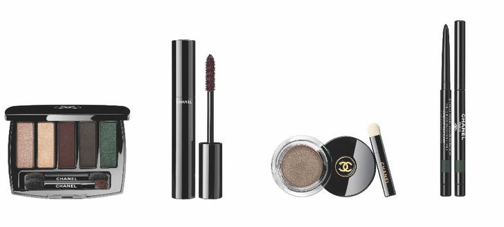 Лили-Роуз Депп представила сезонную коллекцию макияжа Chanel фото [4]