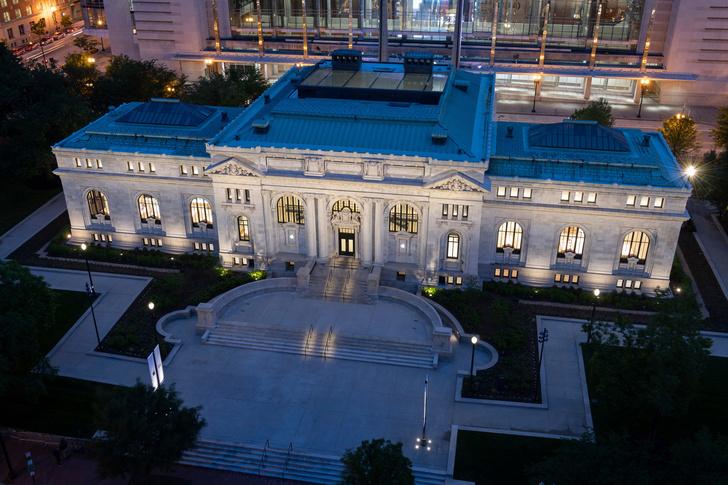 Новый Apple Store по проекту Foster + Partners в Вашингтоне (фото 4)