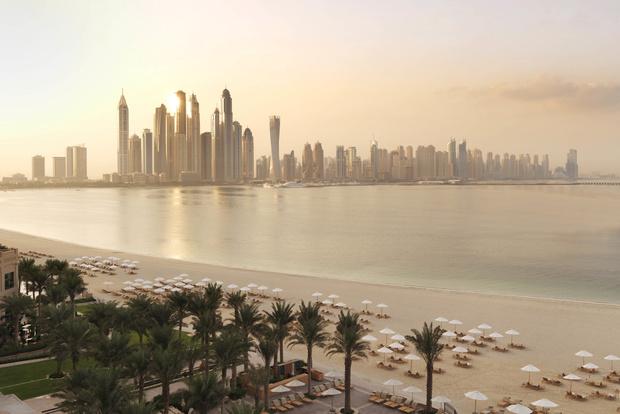 Три самых роскошных отеля Fairmont в ОАЭ (фото 1)