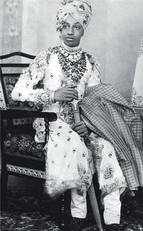 Махараджа Джейпура, 1897 год