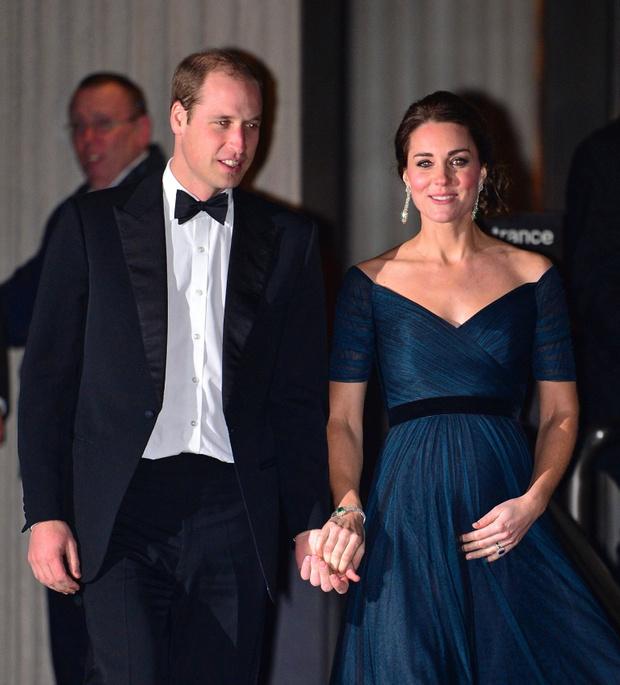 В Нью-Йорке прошел гала-ужин в честь визита Кейт Миддлтон и принца Уильяма
