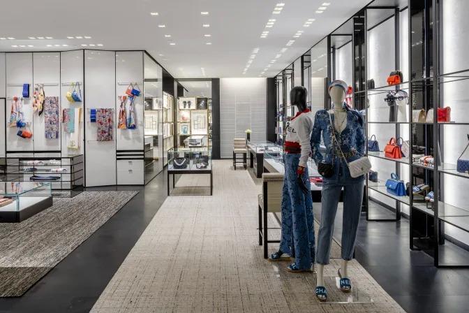 Новый флагман Chanel в Сеуле по проекту Питера Марино (галерея 7, фото 0)