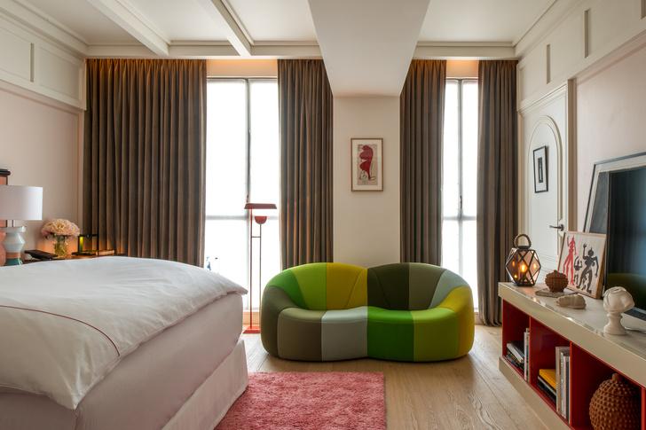 Sinner: новый отель в самом сердце Парижа (фото 12)