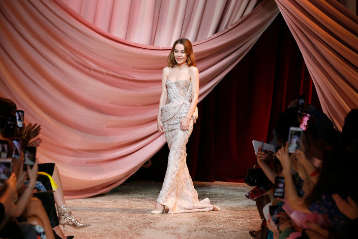 Побег из Самарканда: показ Ulyana Sergeenko Couture в Париже (фото 9)