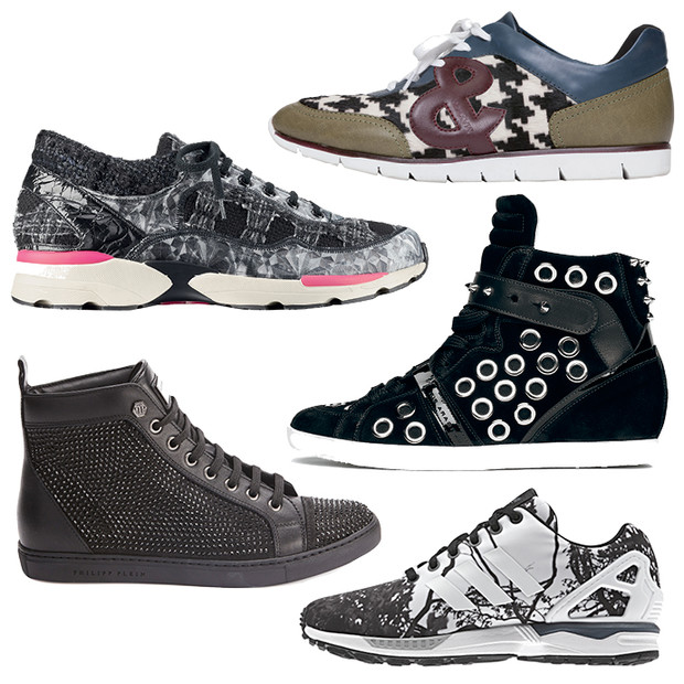 MAX&Co, Chanel, Barbara Bui, Philipp Plein, adidas