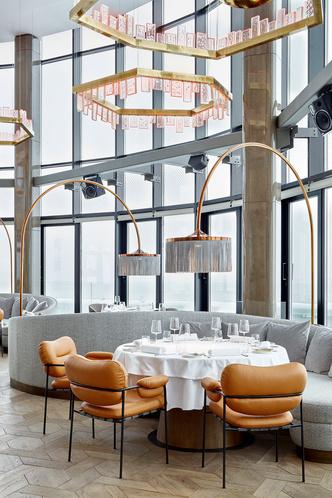 Новый ресторан «Сахалин» по дизайну Ирины Глик (фото 11.2)