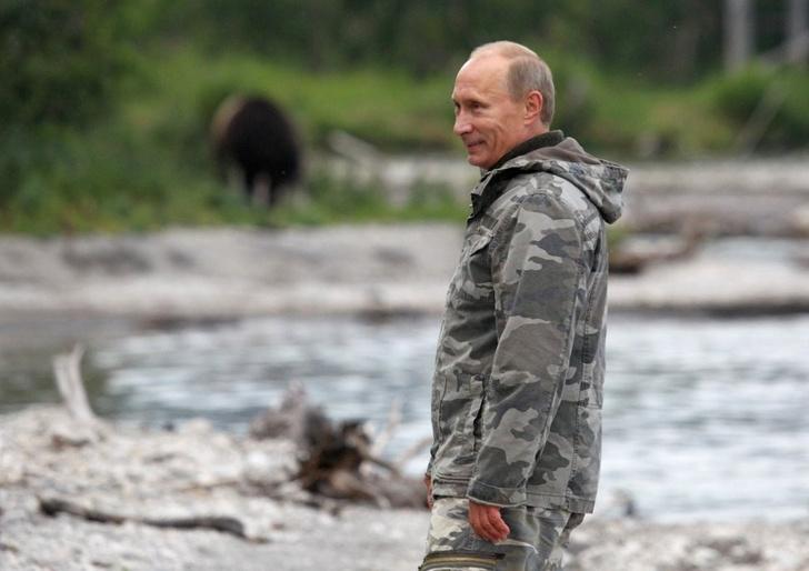 Под водой и в небе: коллекция впечатлений Владимира Путина фото [3]