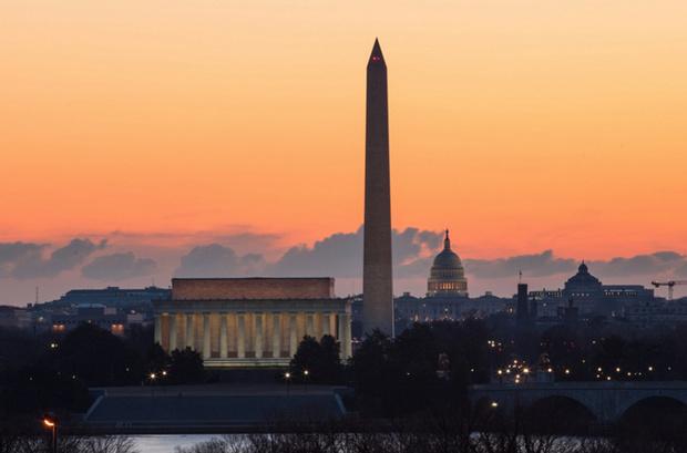 Монумент Джорджа Вашингтона