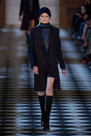 Показы мод Tommy Hilfiger Осень-зима 2013-2014 | Подиум на ELLE - Подиум - фото 835