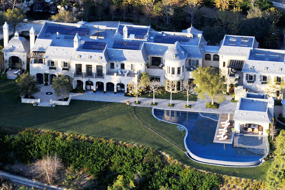 Дома звезд: где живут Рианна, Анджелина Джоли и Мадонна (фото 34)