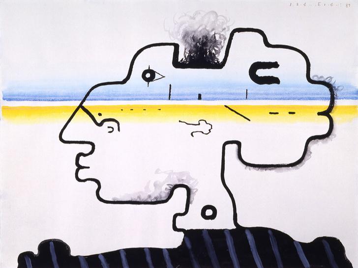 Выставка Владимира Янкилевского в ММОМА (фото 0)