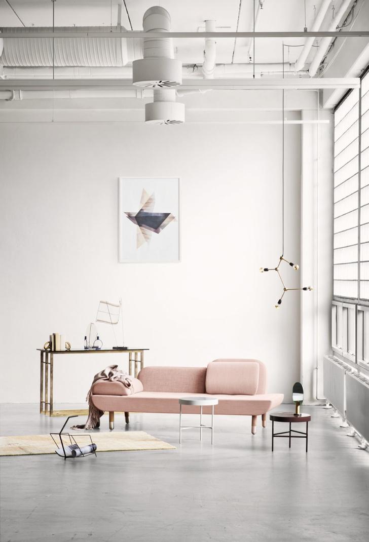 Розовый цвет в интерьере: как использовать и с чем сочетать (фото 30)