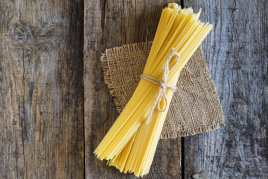 рецепт вкусные спагетти