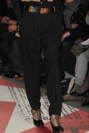 Показ DKNY коллекции сезона Осень-зима 2009-2010 года prêt-à-porter - www.elle.ru - Подиум - фото 89980