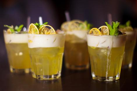 Журнал ELLE представил новый весенний коктейль в баре «Маяковский» фото 3