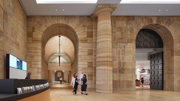 Реновация музея в Филадельфии: проект Фрэнка Гери (фото 0)