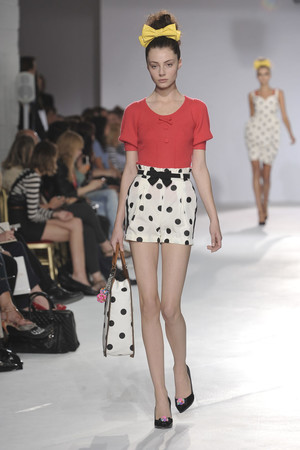 Показы мод Luella Весна-лето 2010 | Подиум на ELLE - Подиум - фото 3015
