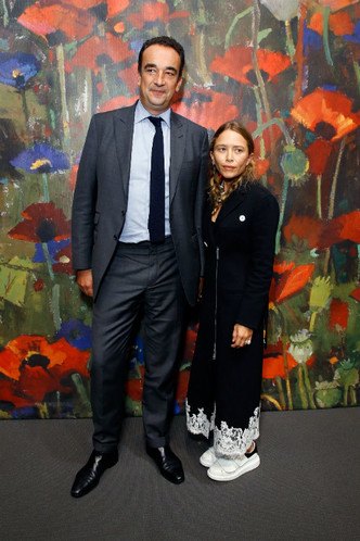 Фото дня: Мэри-Кейт Олсен и Оливье Саркози на аукционе в Нью-Йорке фото [1]