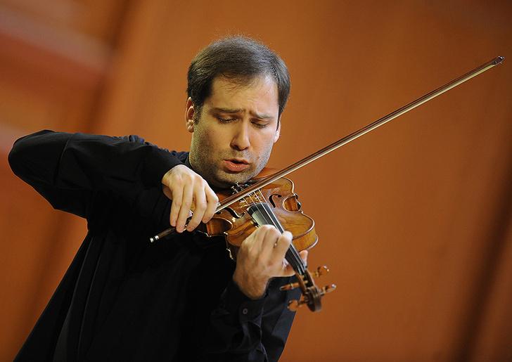 Дмитрий Коган, скрипач