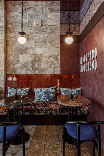 «Хлеб Да Винчи'К»: ресторан с дизайнерским интерьером в Краснодаре (фото 6.2)