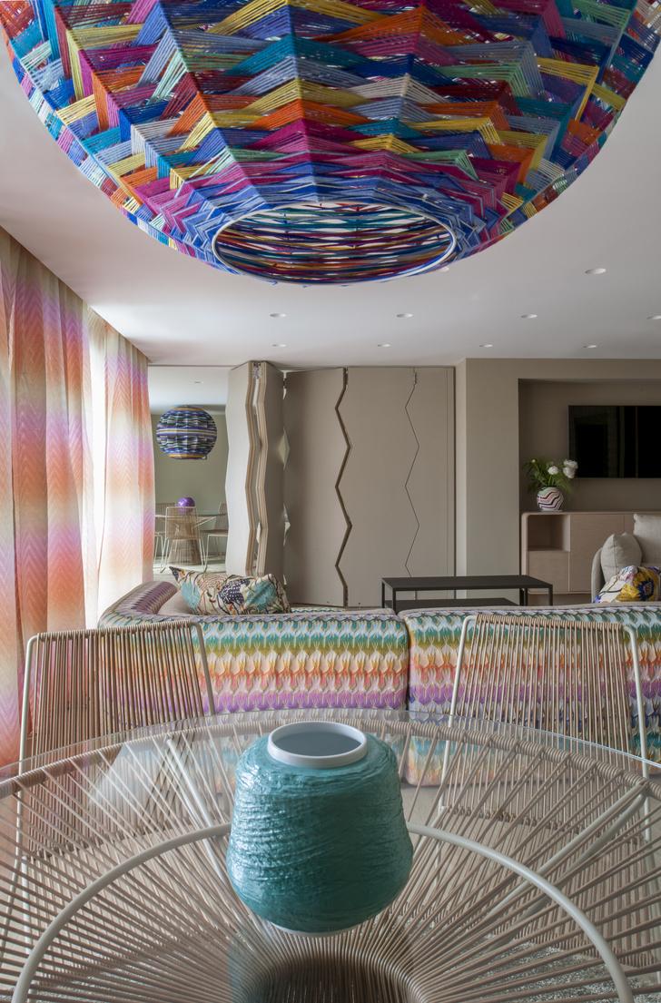 Дизайнерский сьют Missoni Home в Сен-Тропе (фото 1)