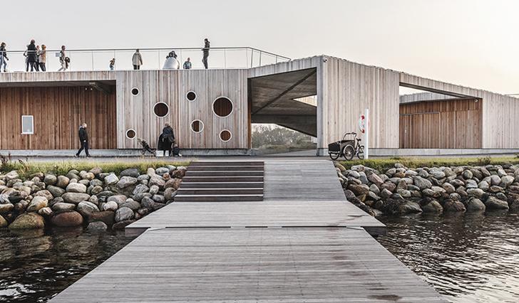 Парк Fjord в Дании фото [5]
