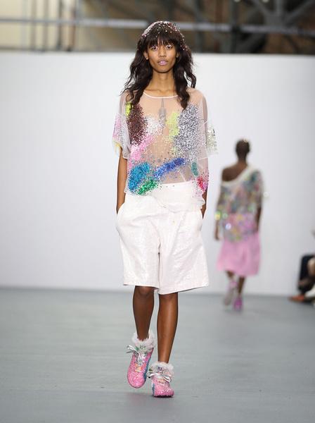 Неделя моды в Лондоне: день пятый | галерея [3] фото [2]