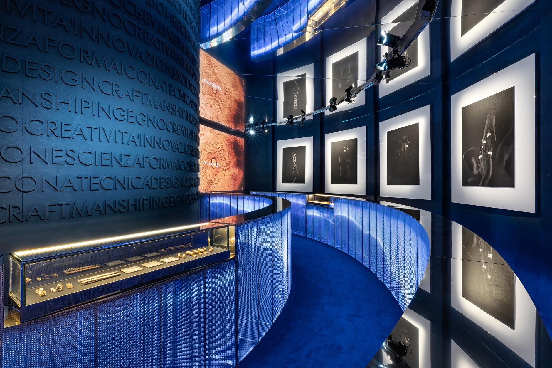 Инсталляции Bvlgari на Неделе дизайна в Милане (галерея 6, фото 3)