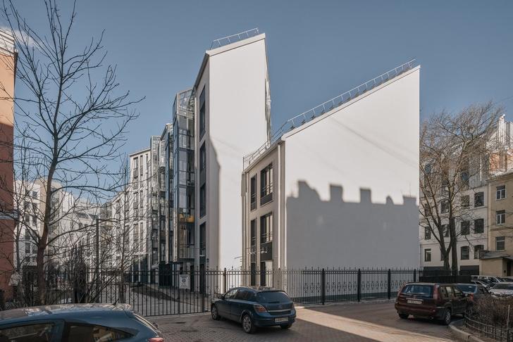 Итоги архитектурного конкурса «Золотой Трезини» (фото 18)