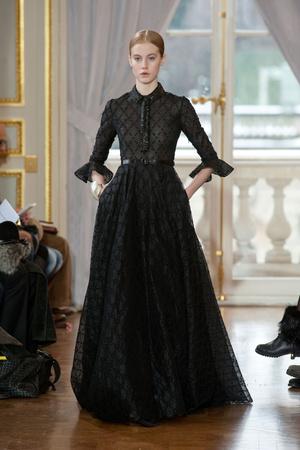 Показ Christophe Josse коллекции сезона Весна-лето 2013 года Haute couture - www.elle.ru - Подиум - фото 477035